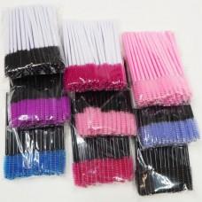 Щеточки для расчесывания ресниц