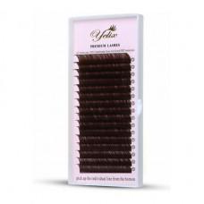 Yelix Mix 10-13 мм.  коричневые